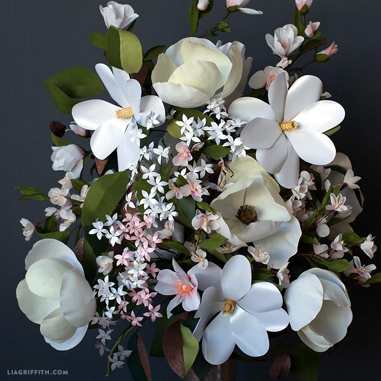 southern floral bouquet