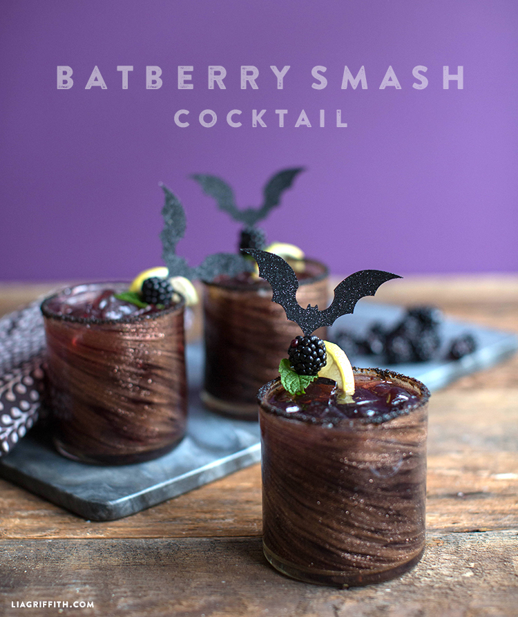 batberry smash cocktail