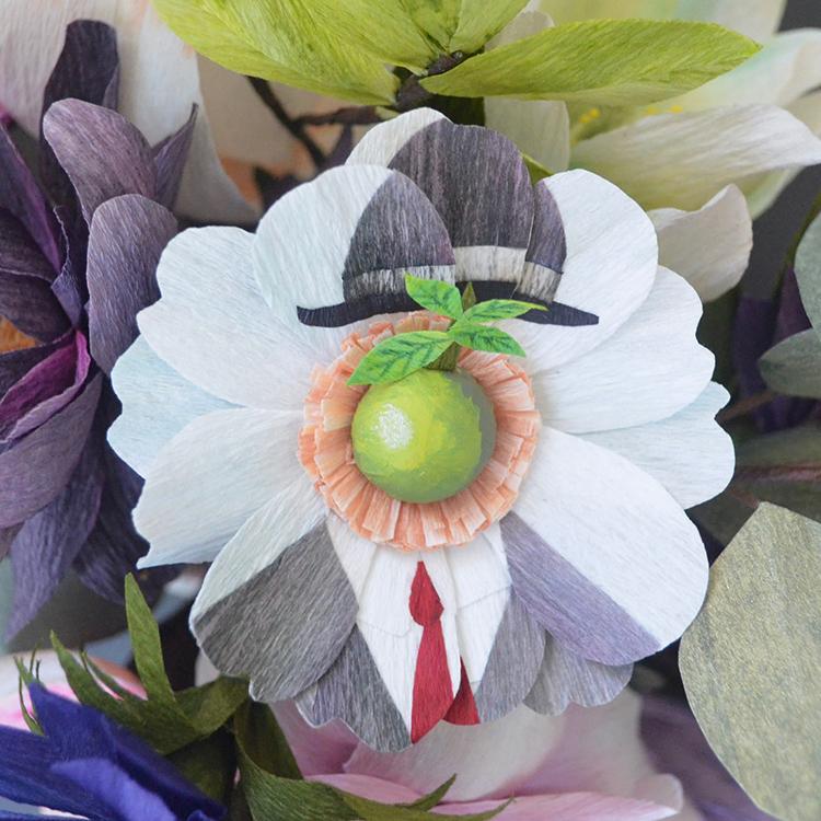 diy crepe paper flower lucia balcazar