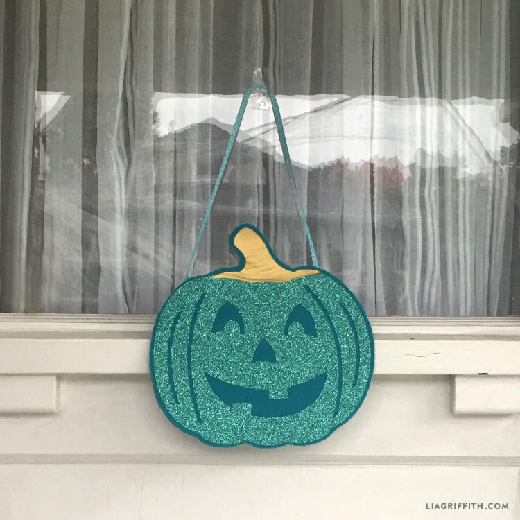 teal pumpkin project diy