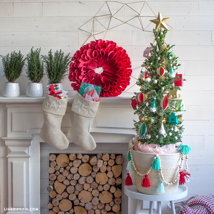 diy kids tree