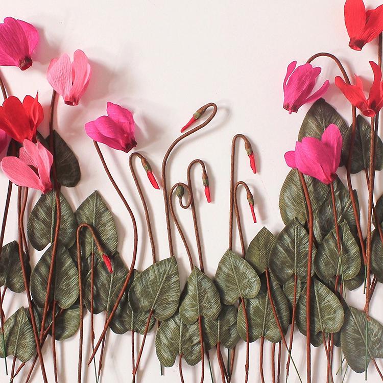 paper flower artist susan beech