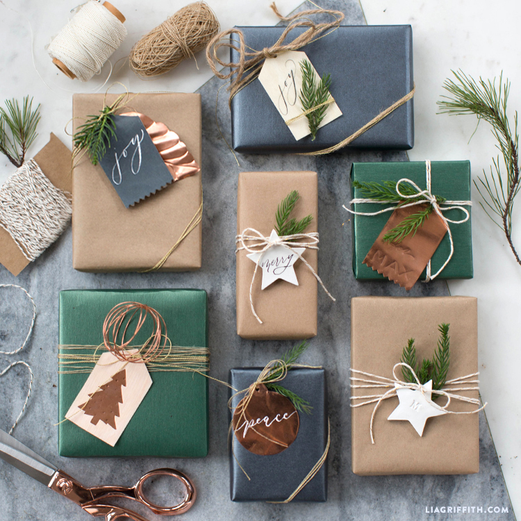 Patterns Templates For Unique Gift Tags That You Can Make