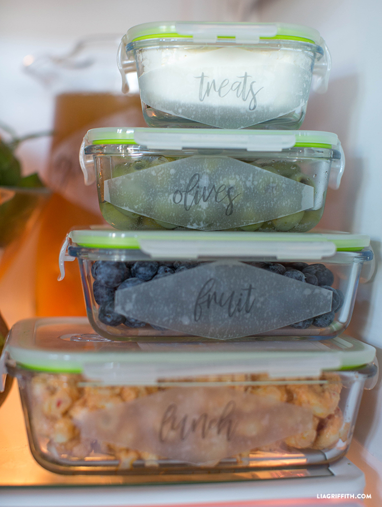 diy freezer labels