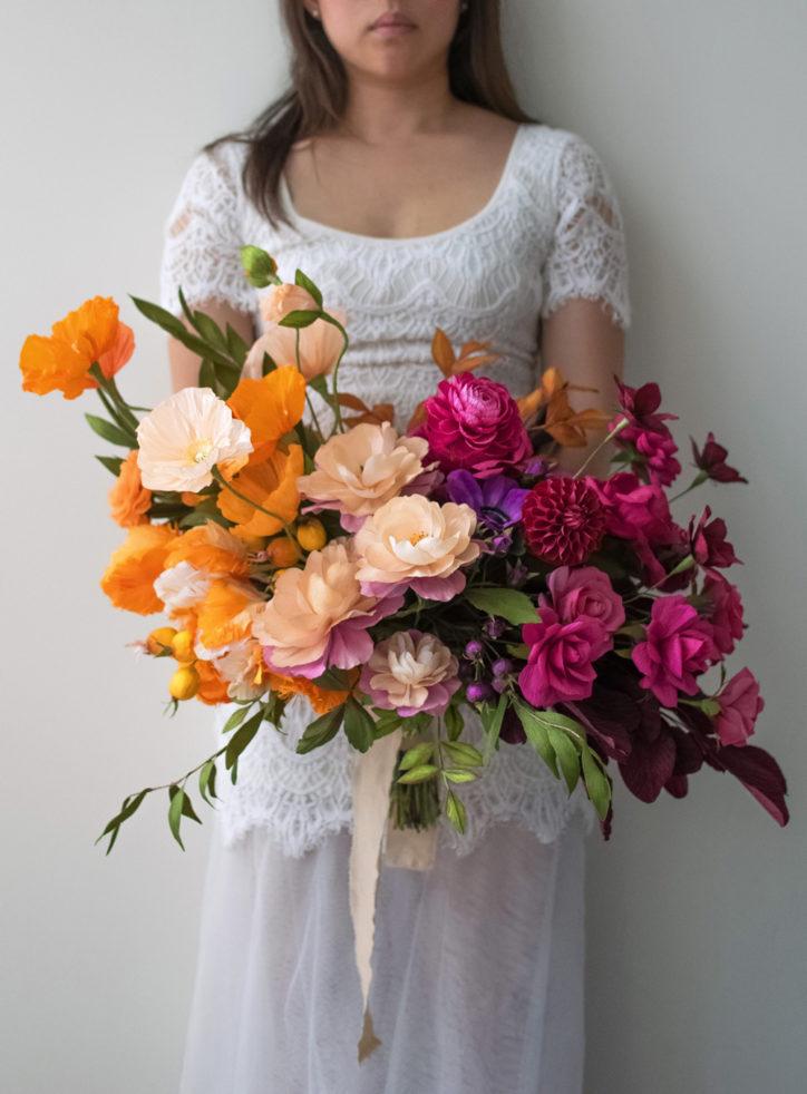 paper flowers jessie chui artist