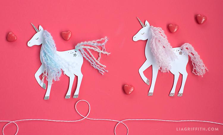 diy valentine's tags