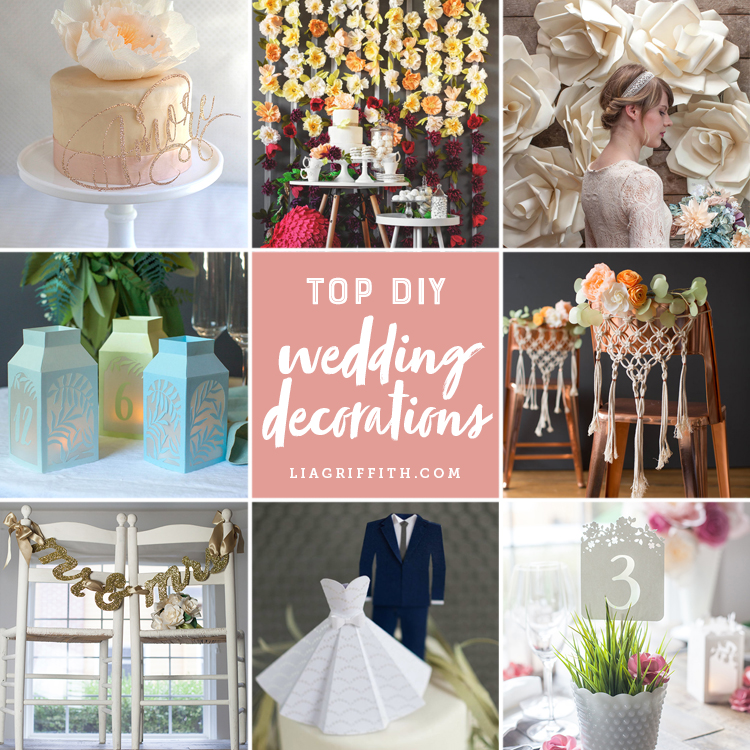 Browse and craft our top diy wedding decorations top diy wedding decorations junglespirit Images