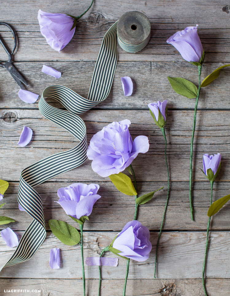 make your own lisianthus
