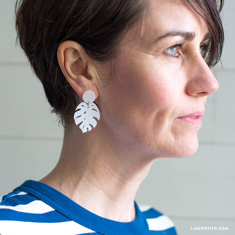 diy summer earrings