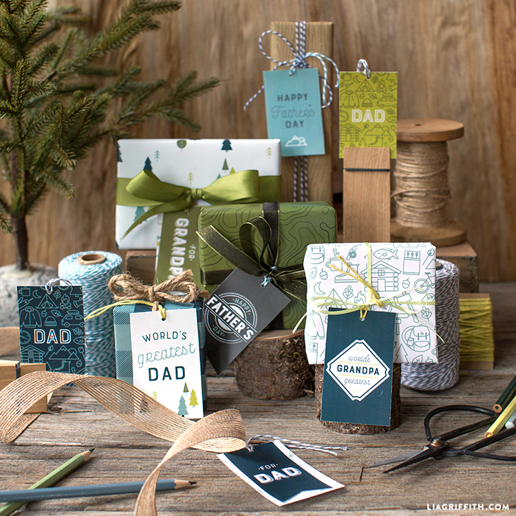 gift tags for Father's Day