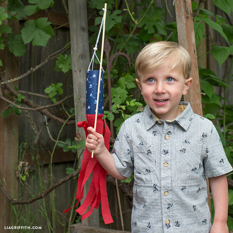 Crepe Paper DIY Projects for Kids