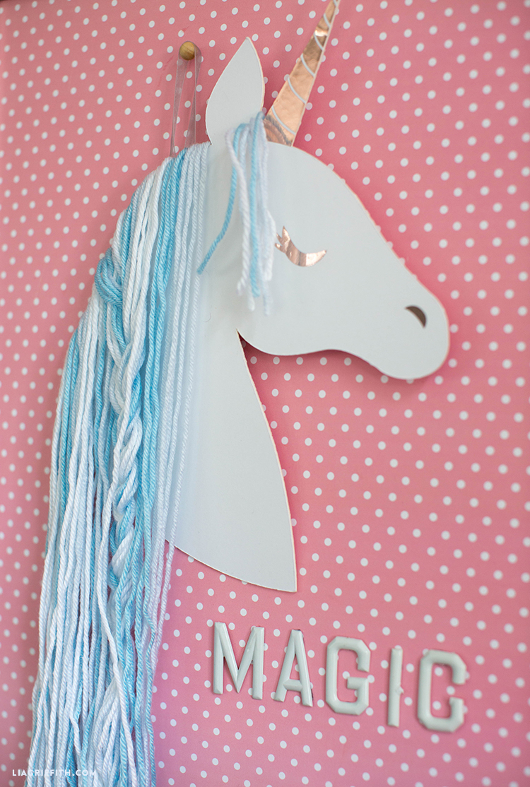 unicorn wall art
