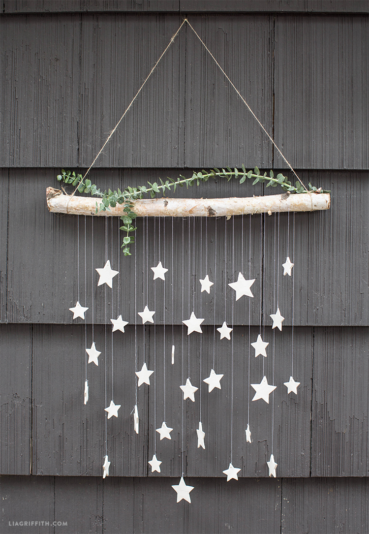 Clay Star Hanging (DIY Wall Decor)
