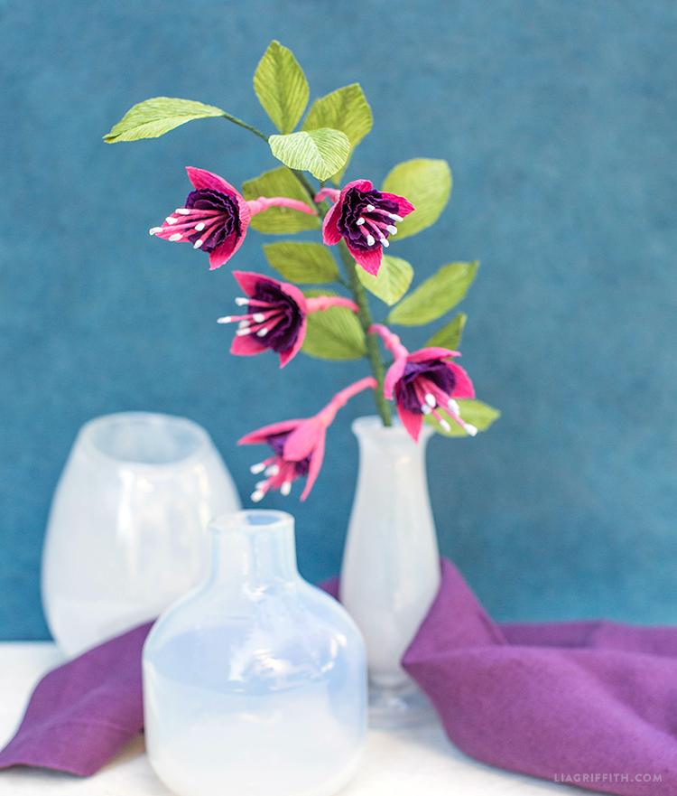 Crepe Fuchsia