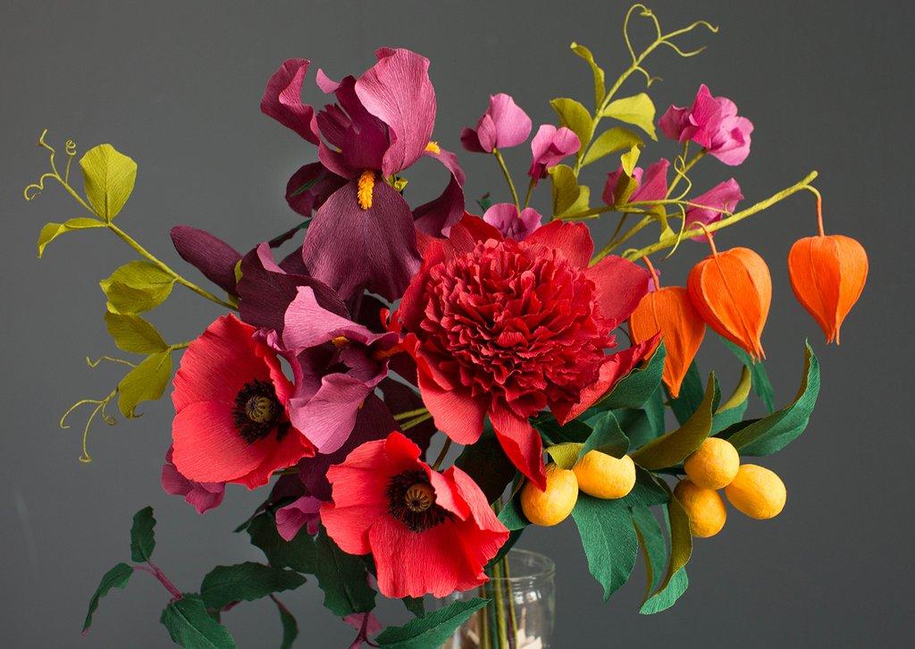 extra fine enchanted garden collection lia griffith - Enchanted Garden