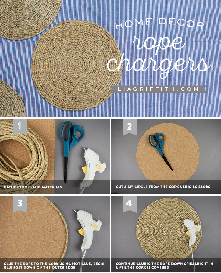 Rope Chargers Infographic
