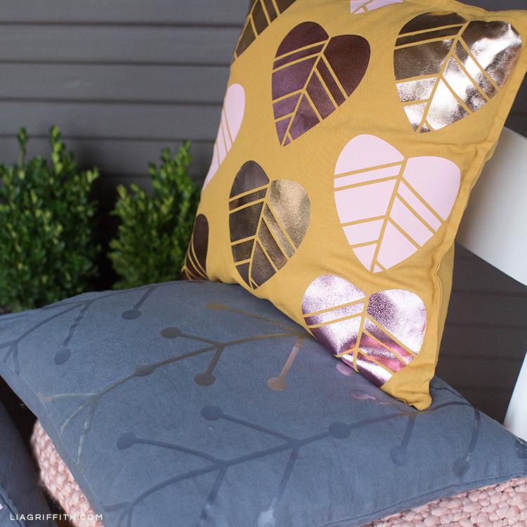 Scandi style pillows
