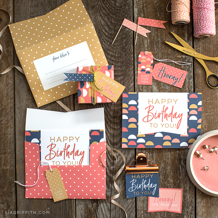 Canons New Crafting Printer Free Printable Birthday Cards