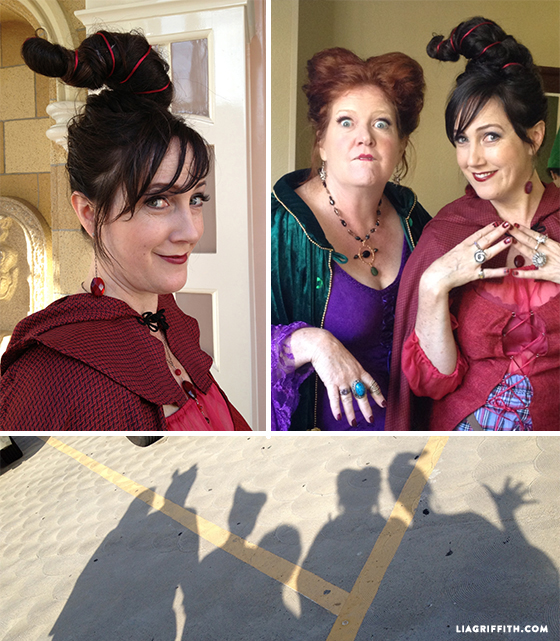 DIY hocus pocus costumes for adults