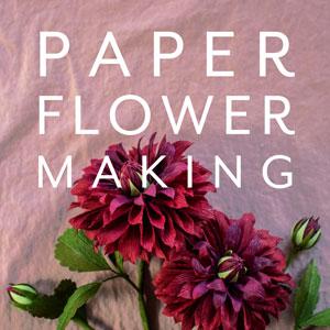 Paper Flower Making