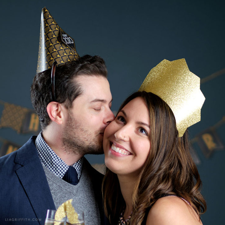 New Year's Eve Party Hats