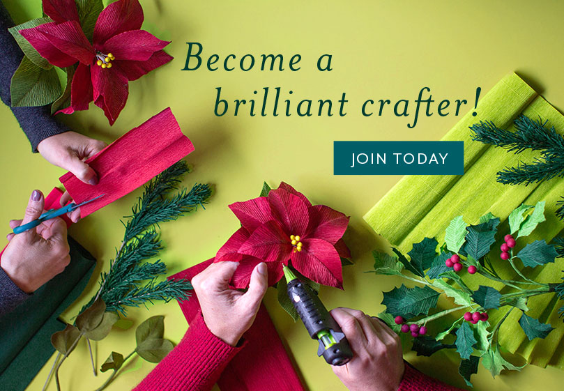 Become a brilliant crafter! Click to join today.
