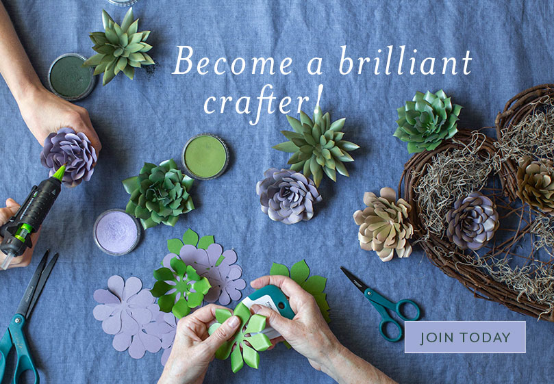 Become a Brilliant Crafter! Join Now!
