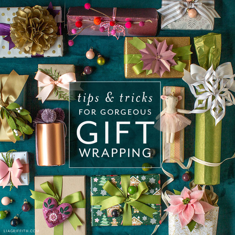 Tips & Tricks for Gorgeous Gift Wrapping