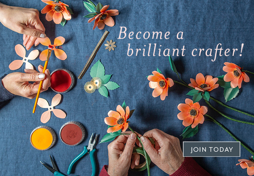 Become a Brilliant Crafter! Join Today!
