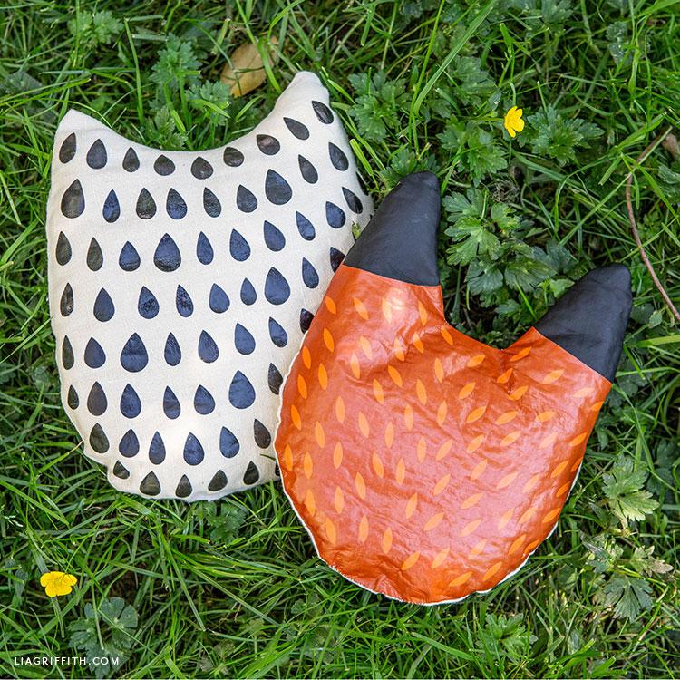 heat transfer vinyl design for kids' pillows