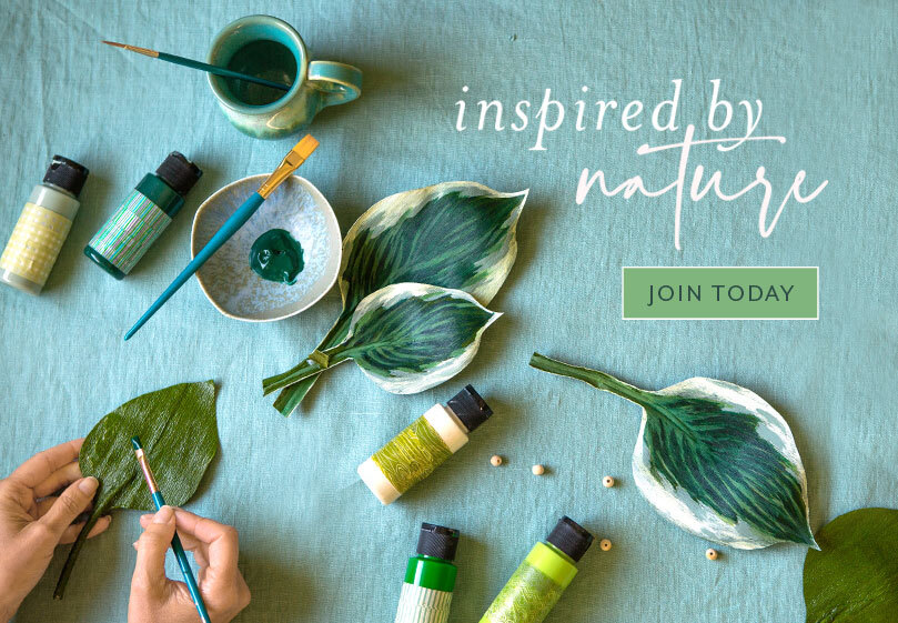 Inspired by Nature -- Join Today!