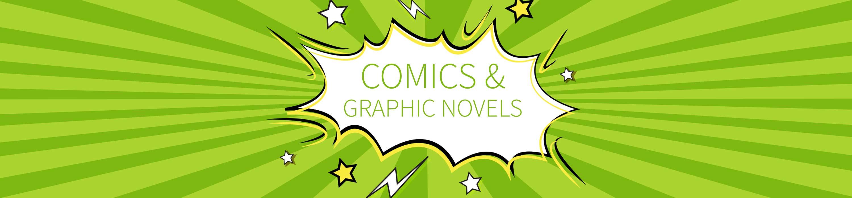 Graphic Novels :: Demo Team