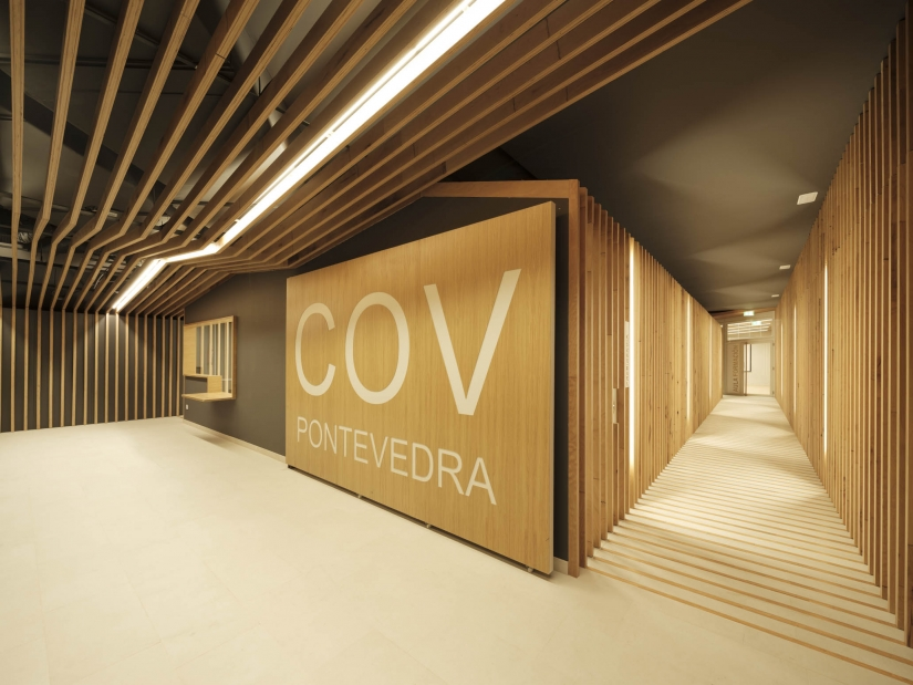 Official College of Veterinarians of Pontevedra