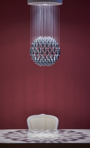 NOS SPHERE Chandelier
