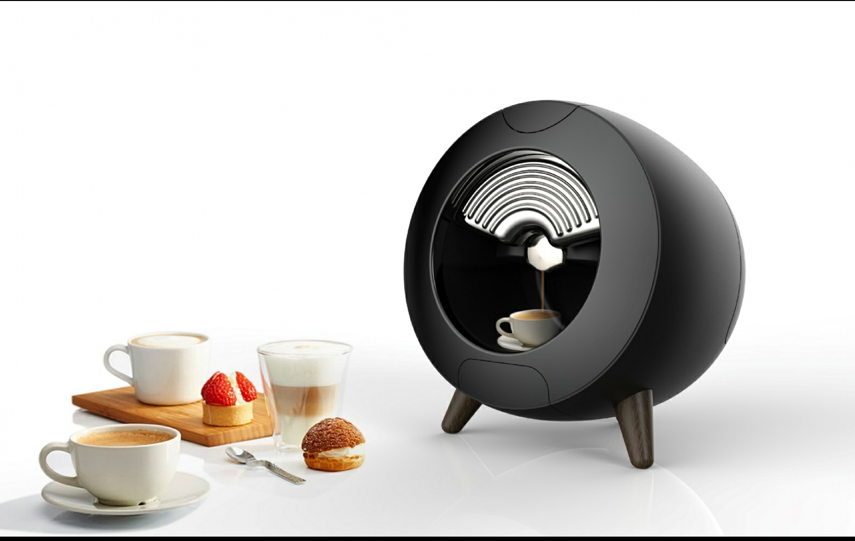 Energy Saving Capsule Coffee Machine