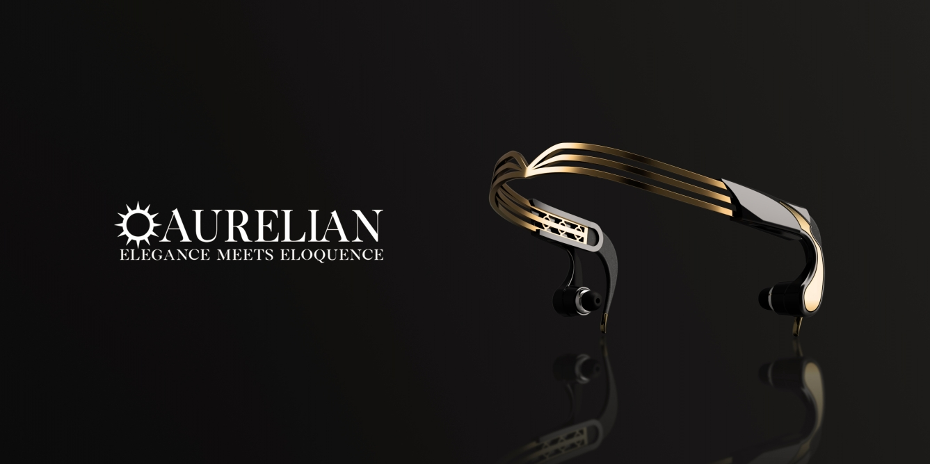 Aurelian - Luxury Headphones