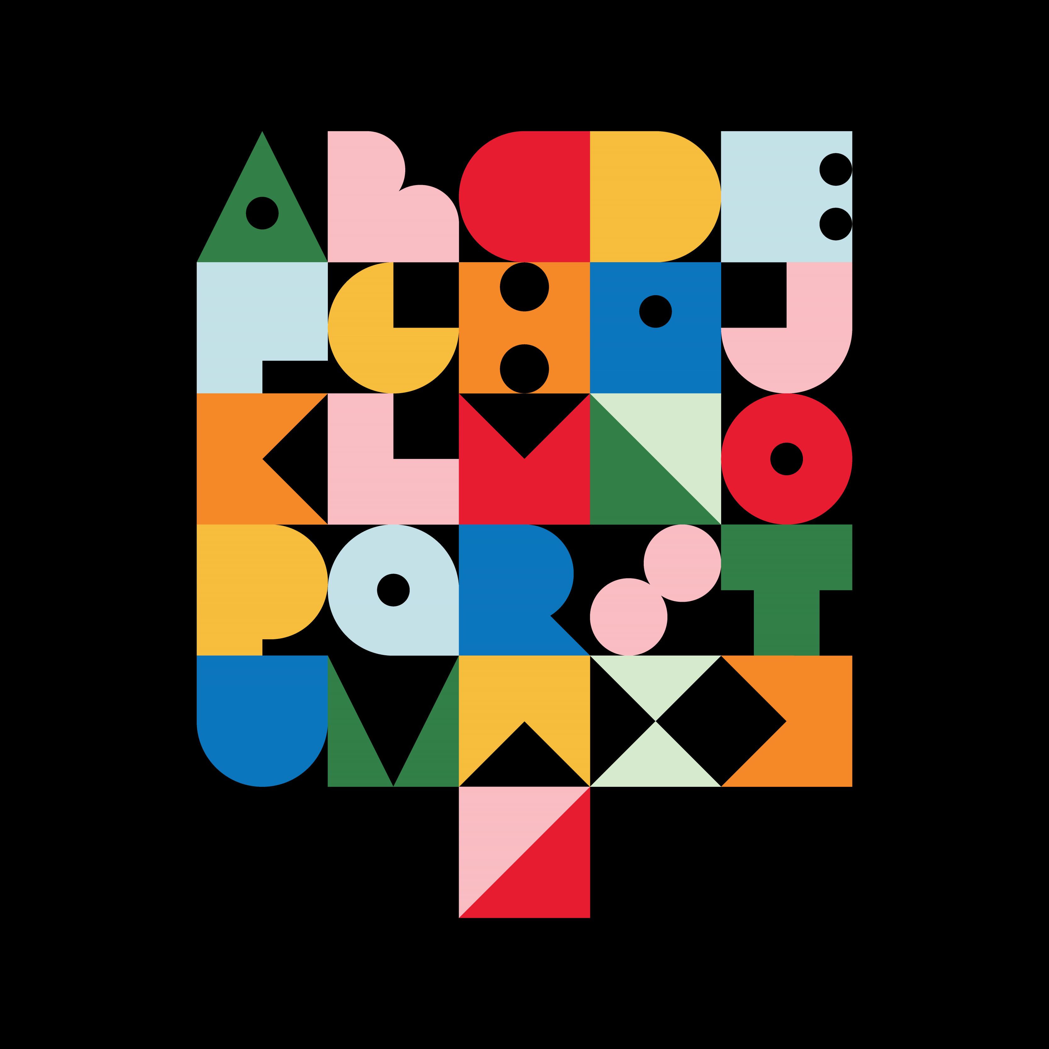 Geometric Alphabet
