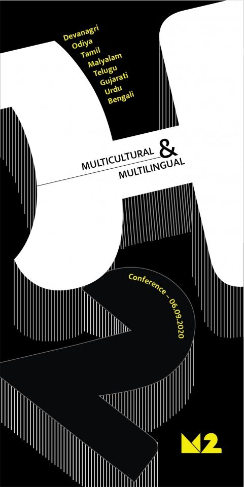 Brochure for Multilingual Multicultural branding