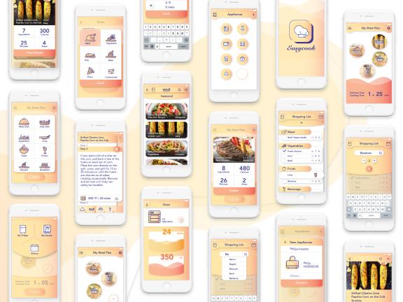 EasyCook Assistant App