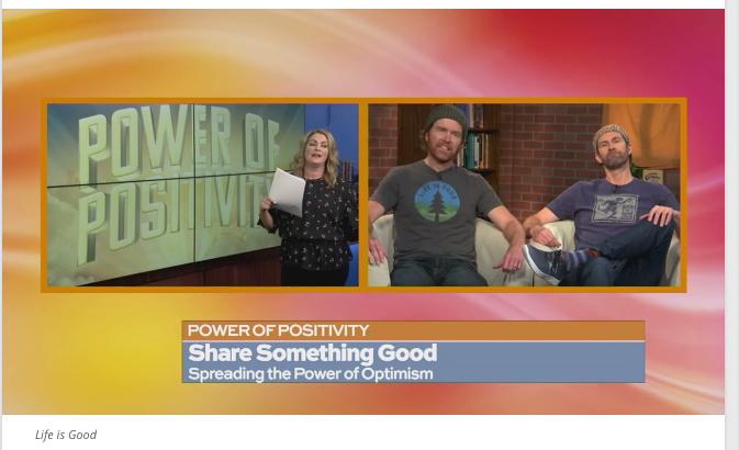 New4SA: Share a positive outlook on life video
