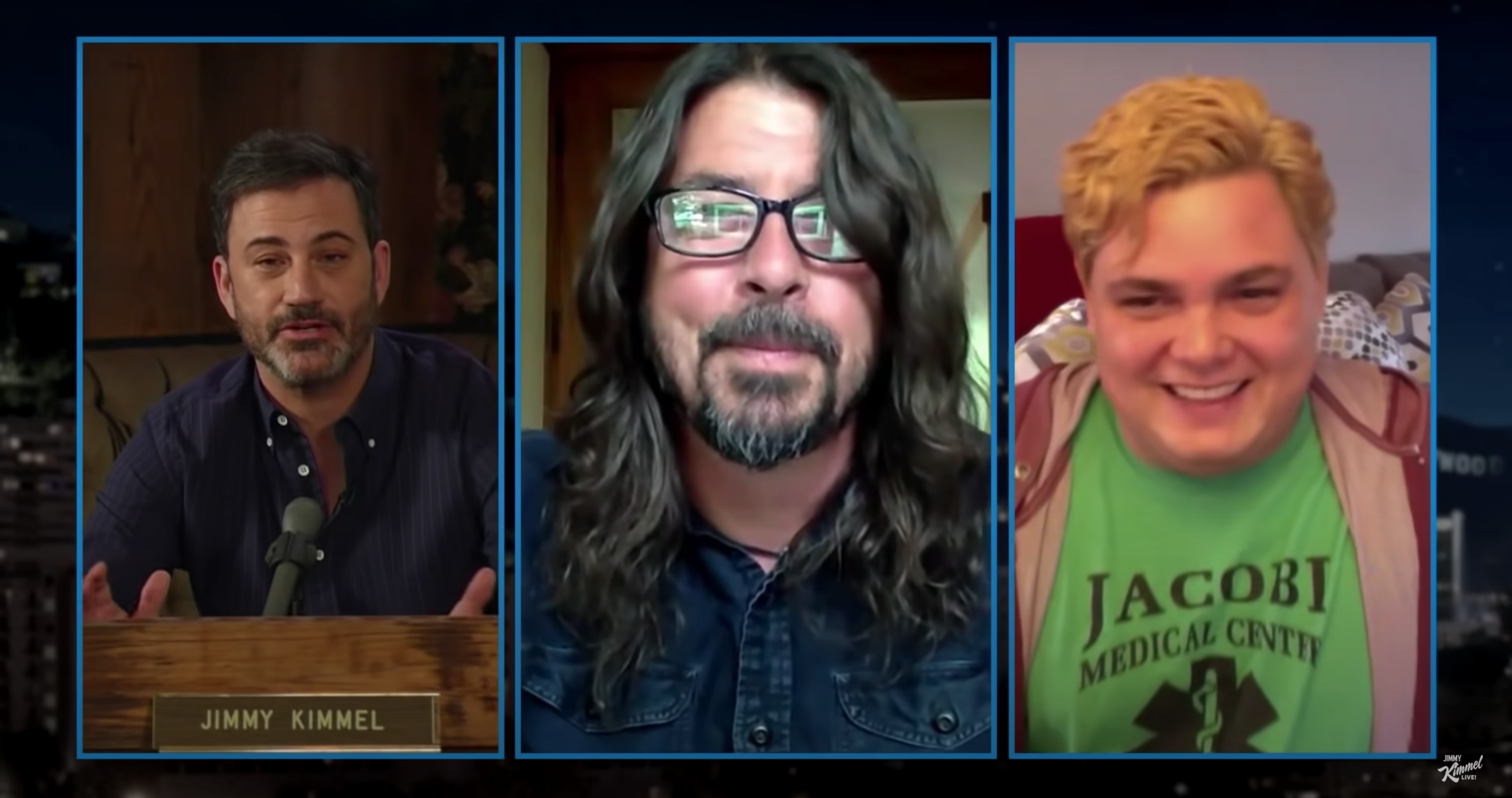 Jimmy Kimmel Show Screenshot