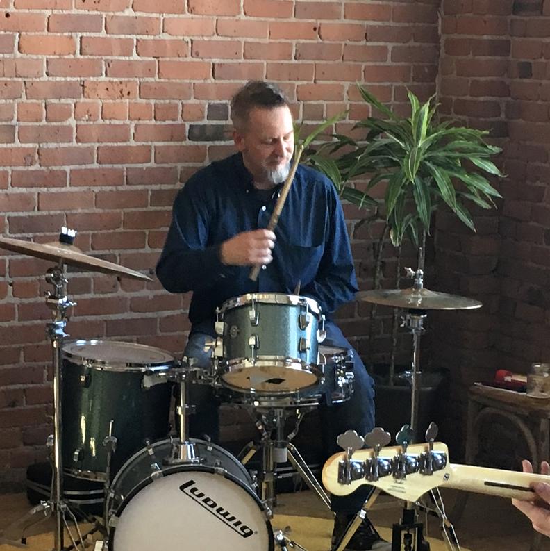 Bill W Drums