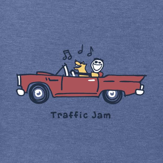 traffic jam tee