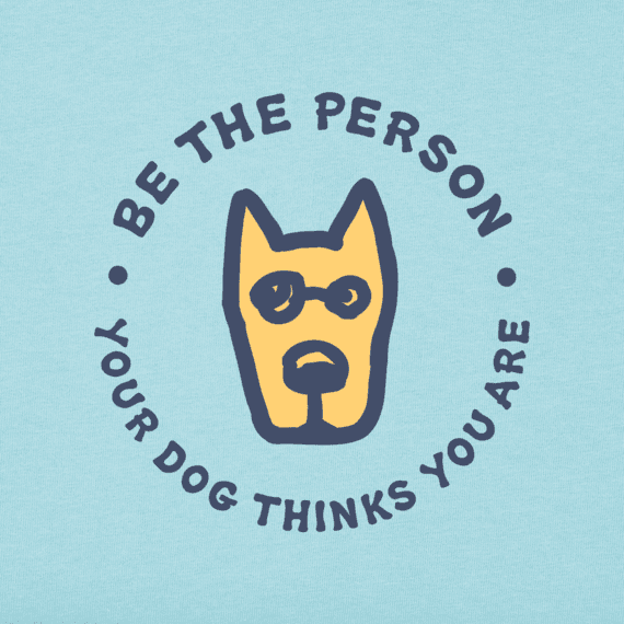 be the person tee
