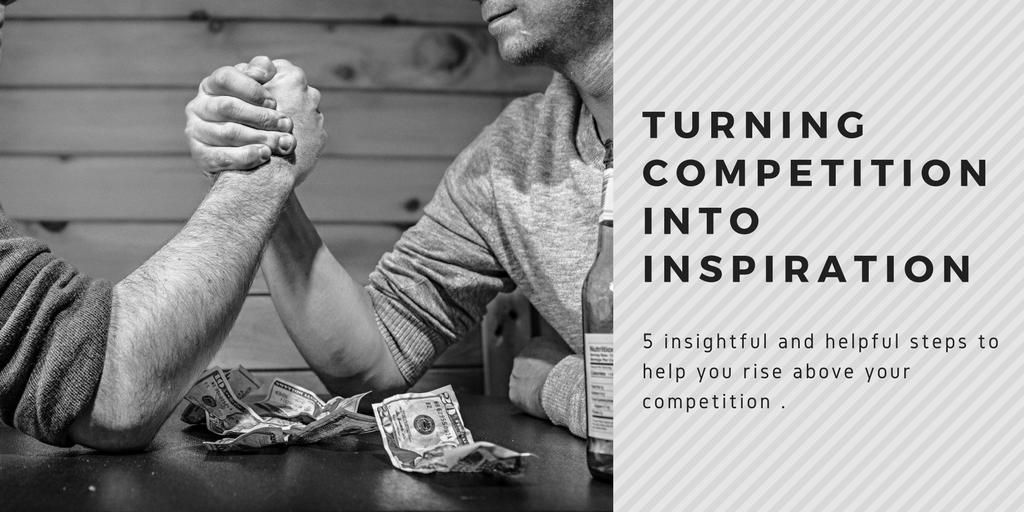 competition as inspiration
