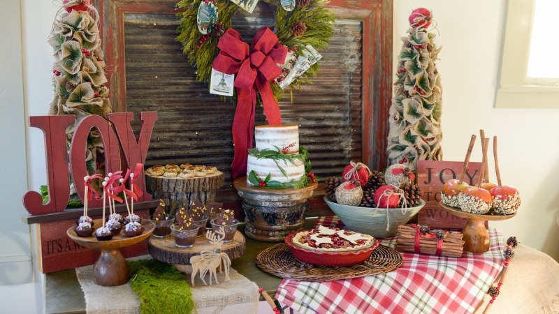 Create a Fabulous Holiday Dessert Table (Without the Stress!) 2