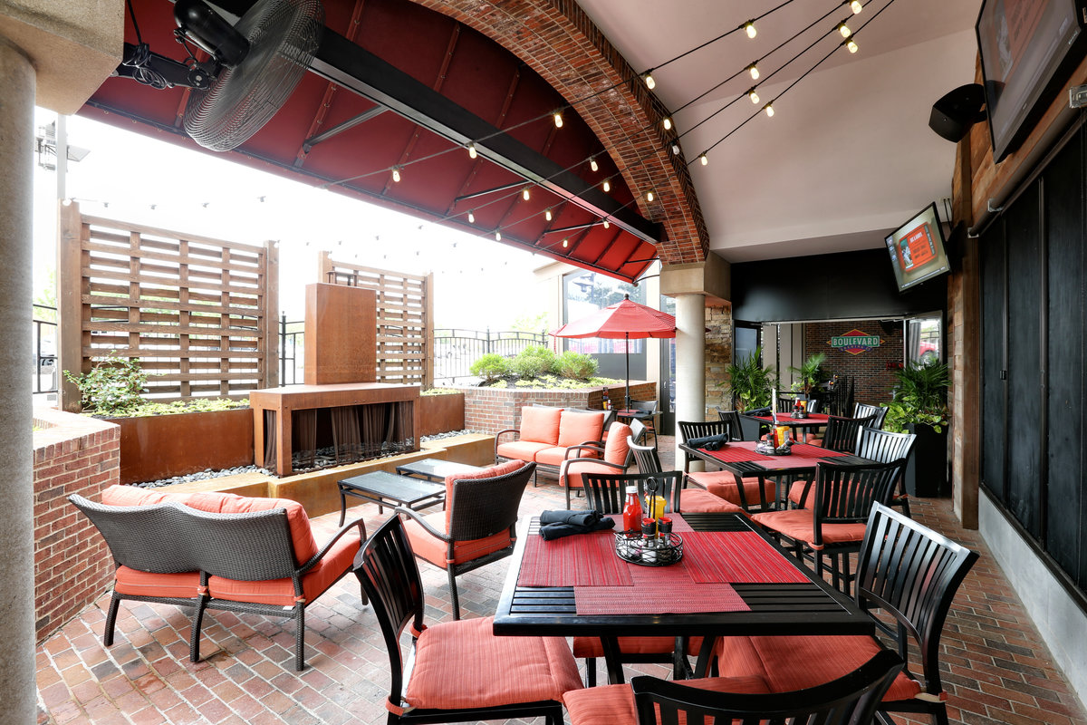 Red Door Grillu0027s New Menu Offerings And Patio Area Perfect For Celebrating  Summeru2014and Beyond