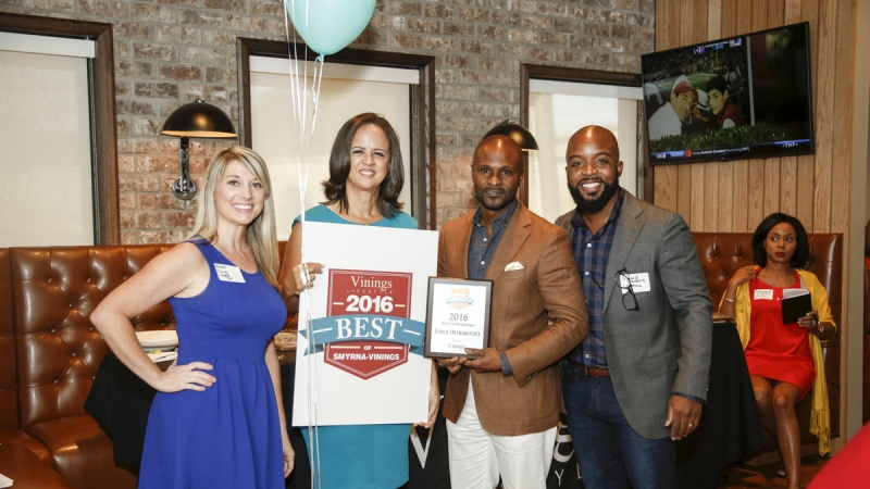 Best of Smyrna/Vinings Awards Reception 10