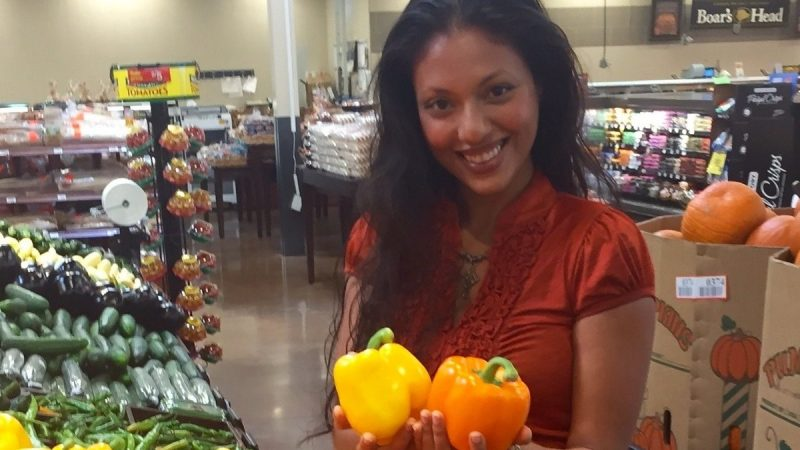 Grocery Store Tour Offers Healthy Insights