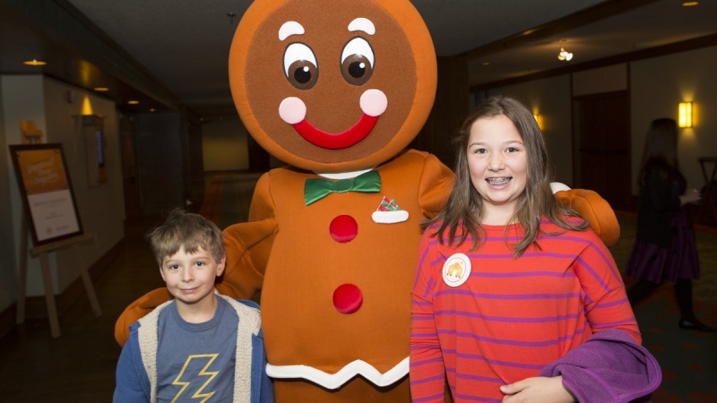 The National Gingerbread House Competition 7